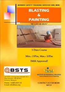 Flyers-Blasting & Painting